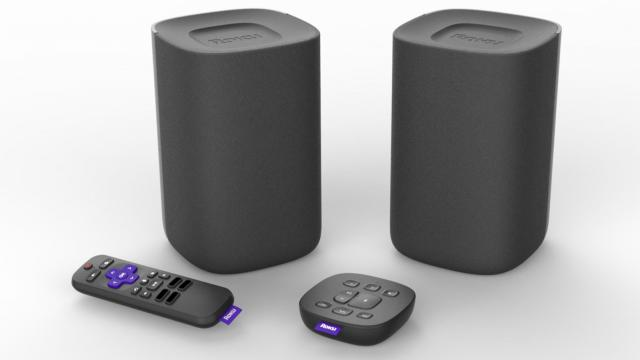 Roku Enters the Speaker Market