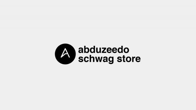 Abduzeedo Schwag Store