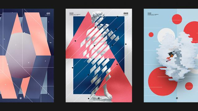 Digital Art: Poster Series by Posterlad