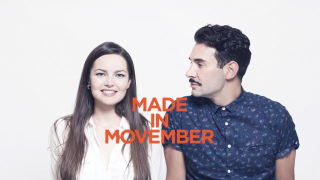 Movember Typography Contest