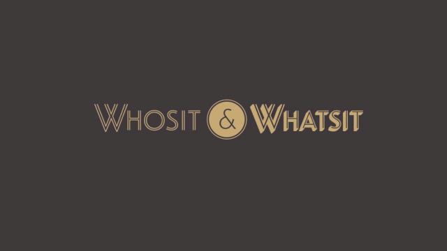 Whosit & Whatsit 4-Storey Shop