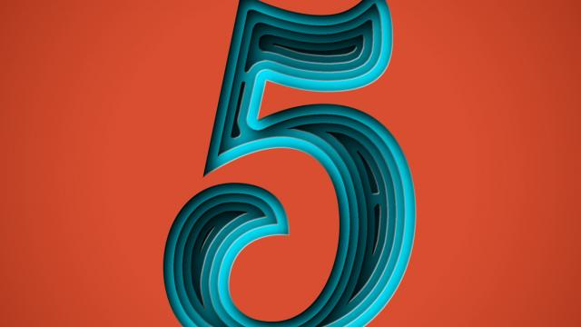 36 Days of Type by Adrian Lorga