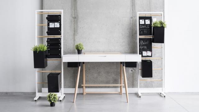 Desk Concept by Agnieszka Graczykowska