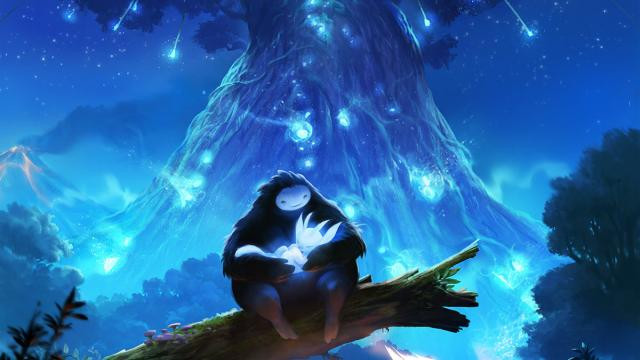 Ori and the Blind Forest Game Concepts