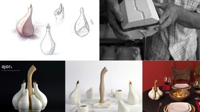 Industrial Design Inspiration: AJORÍ