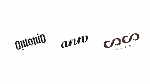 Logo Design: Ambigrams