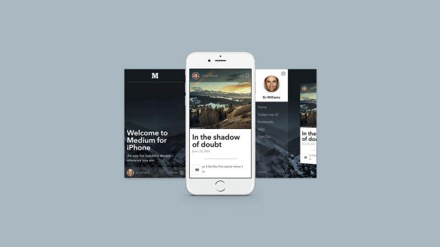 Mobile Design - Article Pages