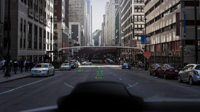 The Perfect Office - AR Car Hud, Wearable Neckband Camera and more