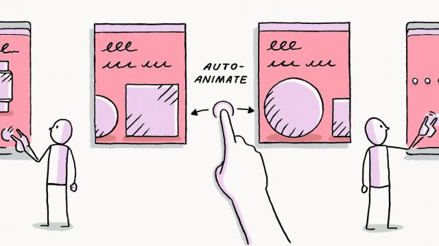 Interactive Prototypes using Auto-Animate by Adobe XD