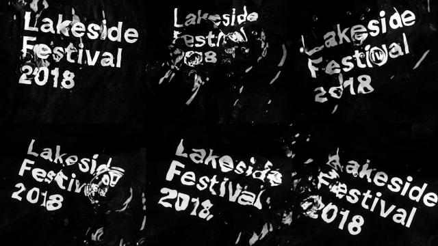 Brand Identity and Poster Design for Lakeside Festival