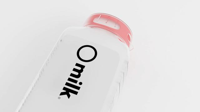Package Design - Milk Packing by Erik Musin