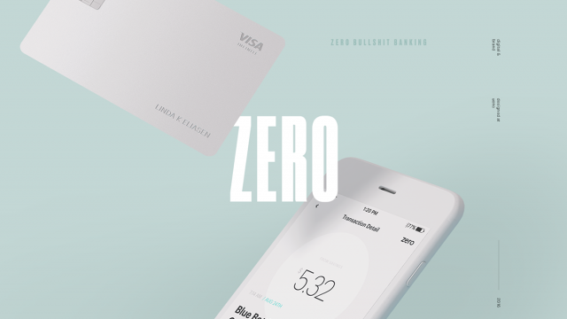 Zero - Branding and Web Design
