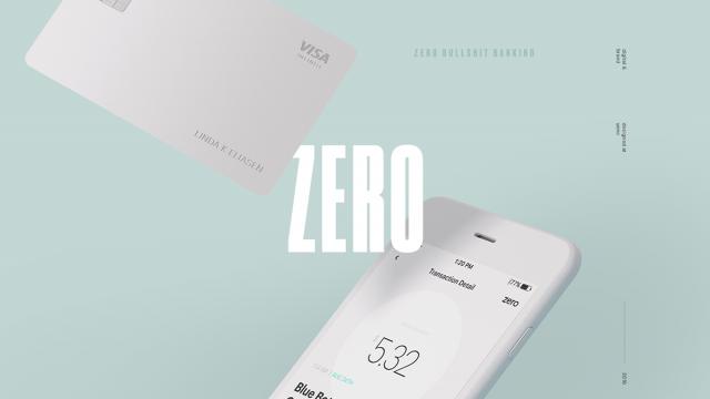 Zero - Branding and Web Design