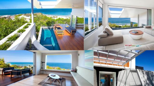 Beautiful Houses: Coolum Bays Beach House
