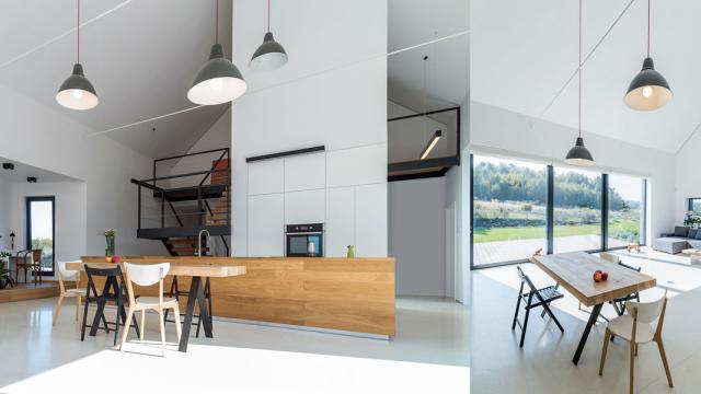 Beautiful Houses: House in the Landscape