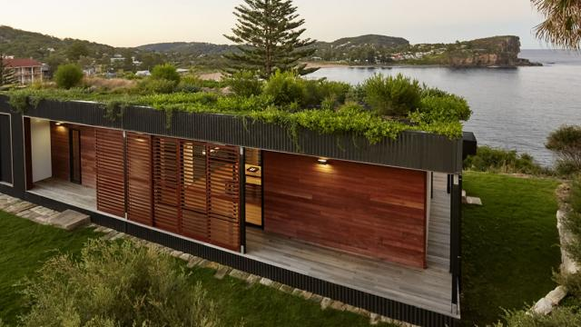 Beautiful Houses: prefab house Avalon in Australia