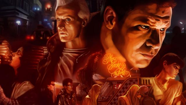 Excellent Collection of Blade Runner Artworks