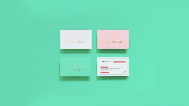 Business Cards Designs by Anagrama