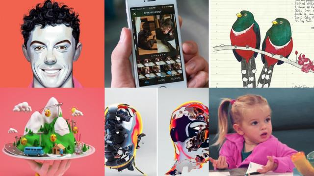 Best of the Week: Apps, Graphic Design, Tech News and more