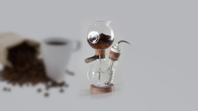 Cafe Balao Stylish Coffee Maker
