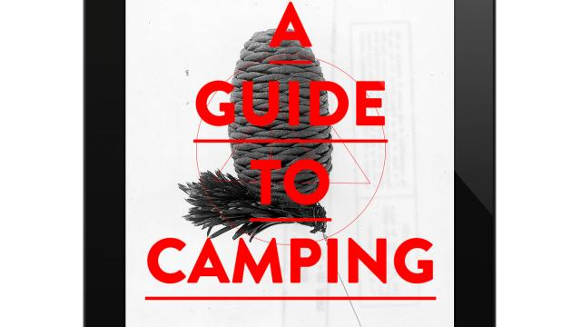 Design Concept: A Guide to Camping