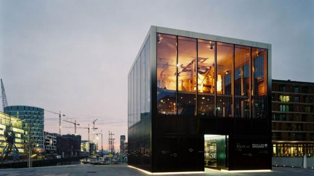 Architect Day: Studio Andreas Heller Architects