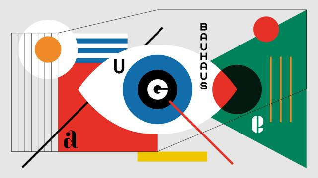 Motion Design: Hidden Treasures: Bauhaus Dessau
