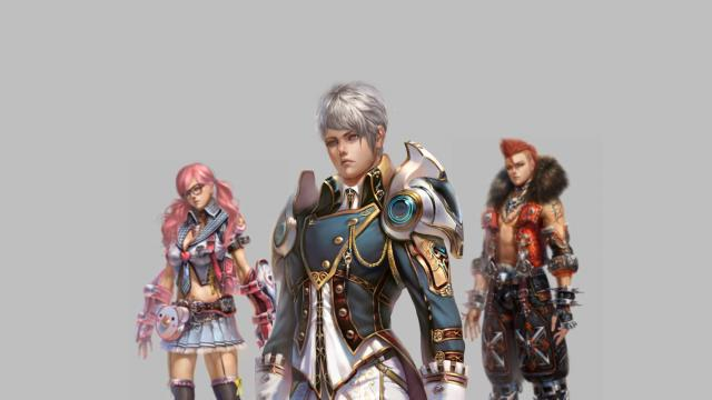 Incredibly Detailed Character Design by Yu Cheng