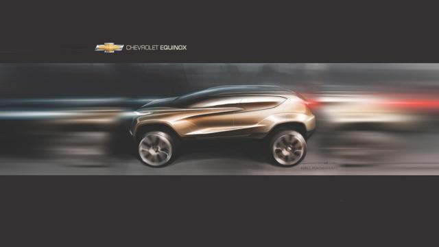 Chevy Equinox - Case Study