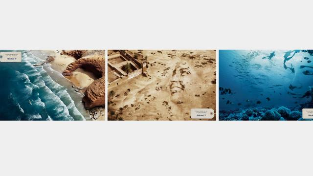 ClubMed Advertising