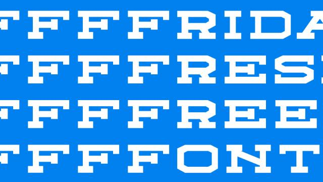 Friday Fresh Free Fonts - Tale, Matchup, ...