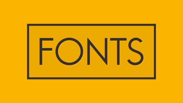 Friday Fresh Free Fonts - Arkiv, Hans Kendrick, Typoster