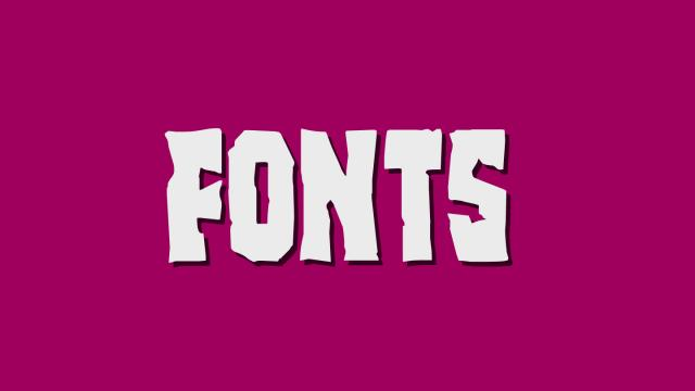 Friday Fresh Free Fonts - Kel, Ellis, Freakfinder
