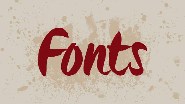 Friday Fresh Free Fonts - High Sans Serif 7, Origo, Norwester