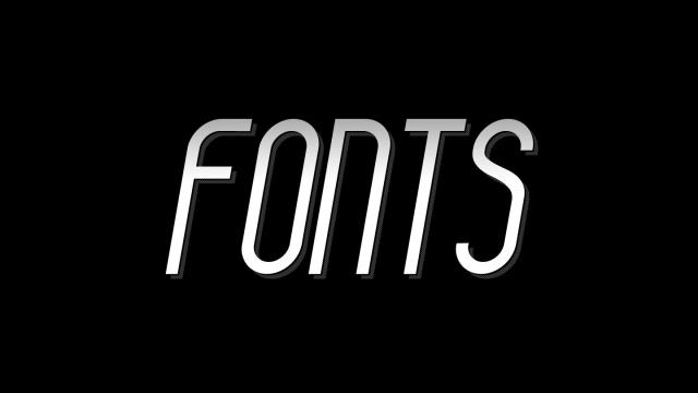 Friday Fresh Free Fonts - Libre Caslon, Havana, Kingsbridge