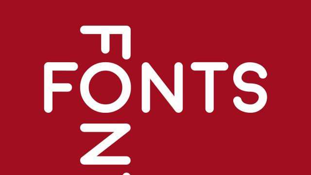 Friday Fresh Free Fonts - Poninet, Moon, Maxwell
