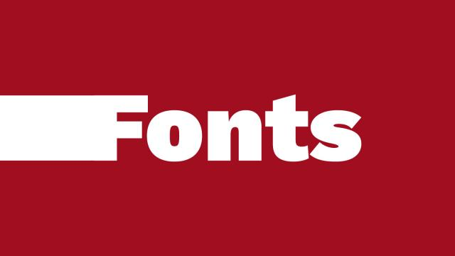 Friday Fresh Free Fonts - Inkut Antiqua, Ayanami, Work Sans