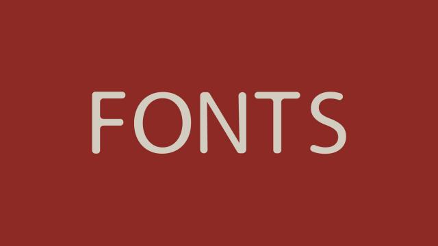 Friday Fresh Free Fonts - Wattauchimma, Liquide