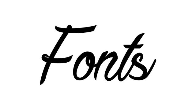 Friday Fresh Free Fonts - Chardons,  Bariol Serif