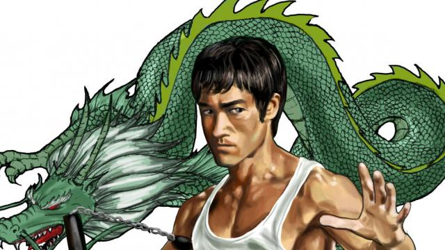 Outstanding Bruce Lee Fan Art