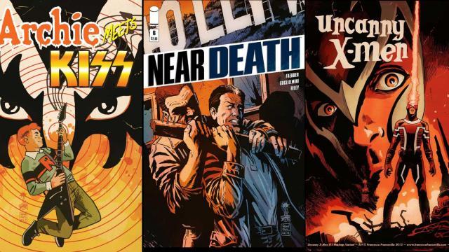 Comic Book Artist: Francesco Francavilla