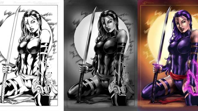 Comic Book Artist: Marcio Abreu