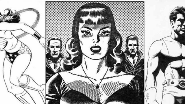 Comic Book Artist: Dan Adkins