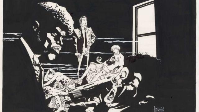 Comic Book Artist: Eduardo Risso