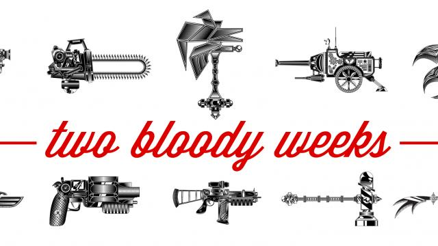 Freebie: The Two Bloody Weeks Series