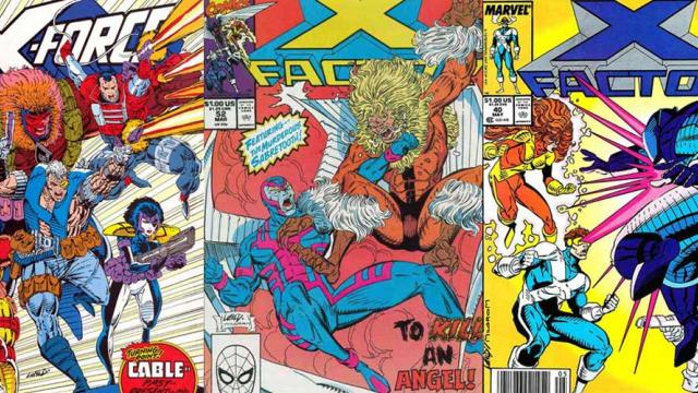 Comic Book Artist: Rob Liefeld