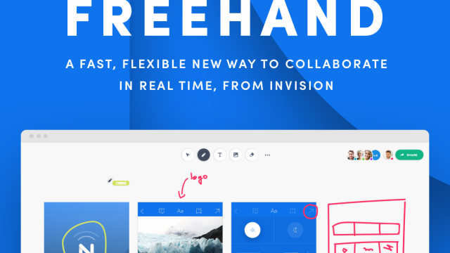 Introducing Freehand from Craft by InVision LABS