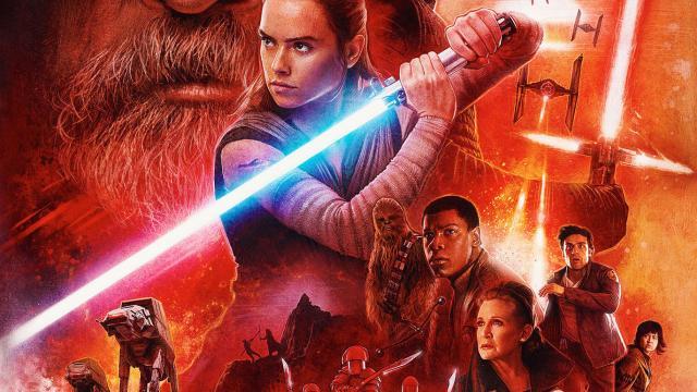 Star Wars: The Last Jedi Tribute