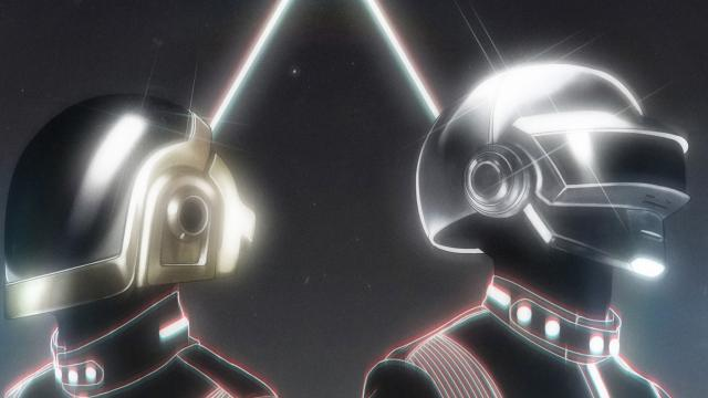 ReDiscovery: An Art Show Inspired by Daft Punk