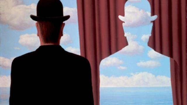 Animated Paintings of René Magritte
